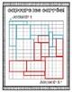 Capture les carrés-a French game to reinforce array, area & perimeter