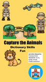 Capture the Animals Dictionary Hunt