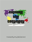 Capture the Contintent Game