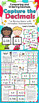 Capture the Decimals Math Game for Comparing and Ordering Decimals