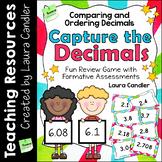 Comparing Decimals Game and Lesson   Comparing and Ordering Decimals