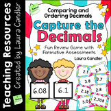Comparing Decimals Game and Review | Comparing and Orderin