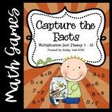 Capture the Facts - Multiplication Fact Fluency 1-12
