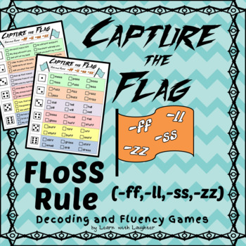 Capture the Flag - FLOSS Rule (-ff, -ll, -ss, -zz) Decoding and Fluency Games