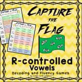 Capture the Flag -(ar,er,ir,or,ur) R-controlled Vowels Dec