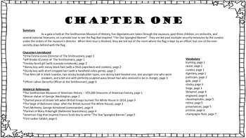 Capture the Flag by Kate Messner Novel Study and American History Study