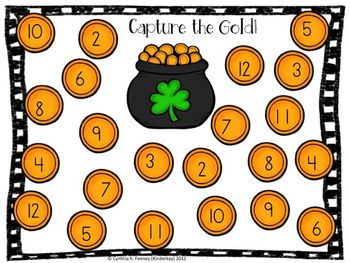 Capture the Gold Dice Game