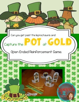 Capture the Gold: Open Ended Reinforcement Game