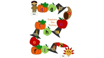 Capture the Turkey