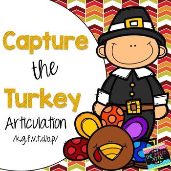 Capture the Turkey Articulation KGFTDBP