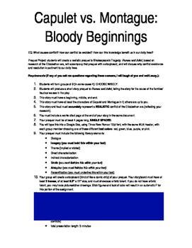 Capulet vs. Montague: Bloody Beginnings