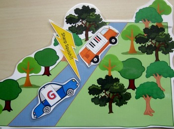 Car Accidentals HARD GOOD - A Piano Game to Reinforce Accidentals