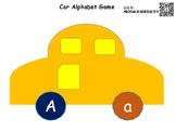 Car Alphabet Game