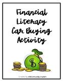 Car Buying Activity