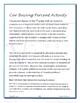 Car Buying Percent Activity