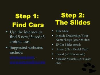 Car Dealership Project