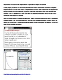 Car Depreciation Project: pdf screen shots