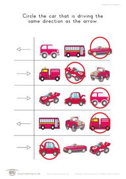 Car Direction