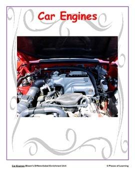 Car Engines - Differentiated Blooms Enrichment Unit