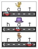 Car/Hot Wheels Short Vowel Blending Cards *BUNDLE*