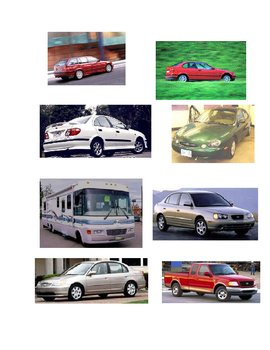 Car Images for classification lab
