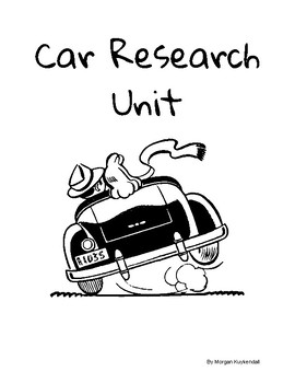 Car Inquiry Research Project