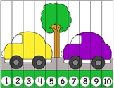 Car Number Sequence Puzzle