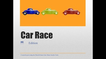 Car Race Tikatika Edition