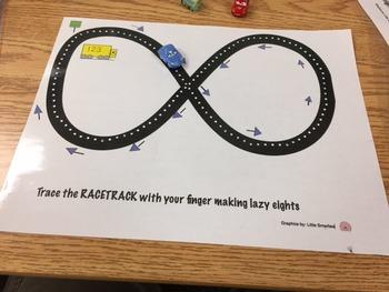 Car Racetrack OT Fun for crossing Midline