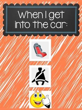 Car Safety Visual Chart