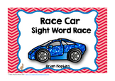 Car Sight Word Race