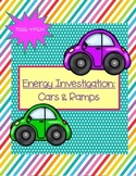 Car Speed & Energy Investigation Pack *FREEBIE*