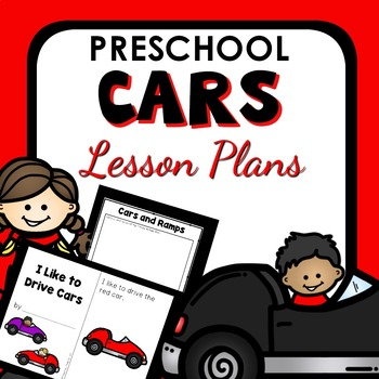 Car Theme Preschool Lesson Plans