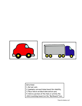 Car Token Board (2)