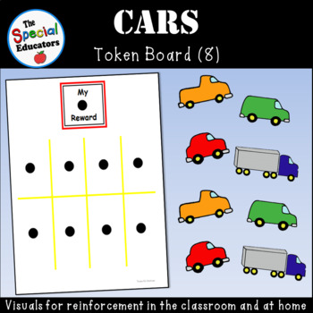 Car Token Board (8)