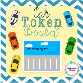 Car Token Economy System Board