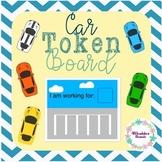Car Token Economy System Board