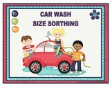 Car Wash Size Sorting