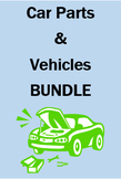 Car parts & Vehicles in Italian Bundle