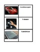 Car parts in Italian Vocabulary Concentration games