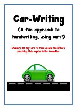 Car-writing