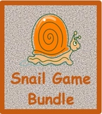Caracol (Snail game in Spanish) Basics Bundle