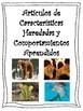 Caracteristicas Heredadas y Comportamientos Aprendidas