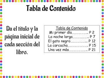Características de texto no ficción