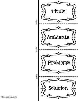 Características del Texto: Cuentos de Hadas (Fairy Tales Text Features Spanish)