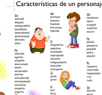 Character/Personajes