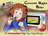 Caramel Apple Bites - Animated Step-by-Step Recipe - PCS