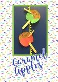 Caramel Apple Craft