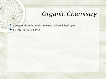 Carbohydrates PowerPoint