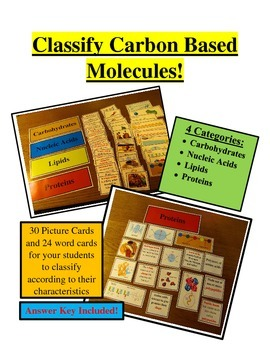 Carbon Based Molecules